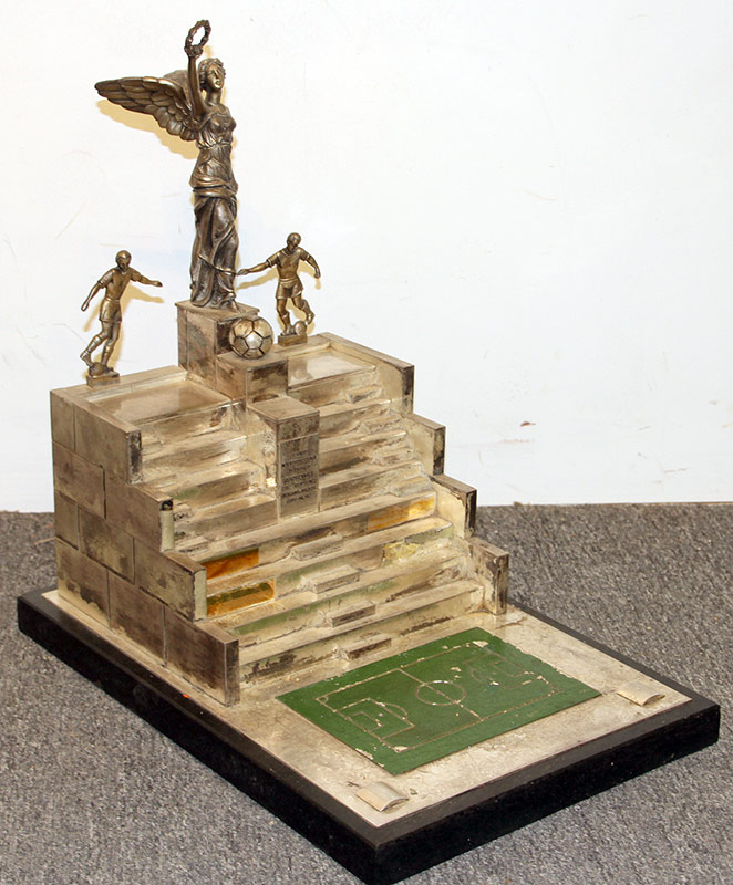 185. Vintage Italian Soccer Tournament Trophy | $324.50