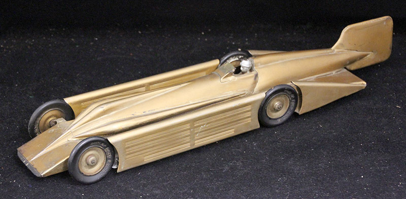 253. Kingsbury Golden Arrow Racer | $522.75