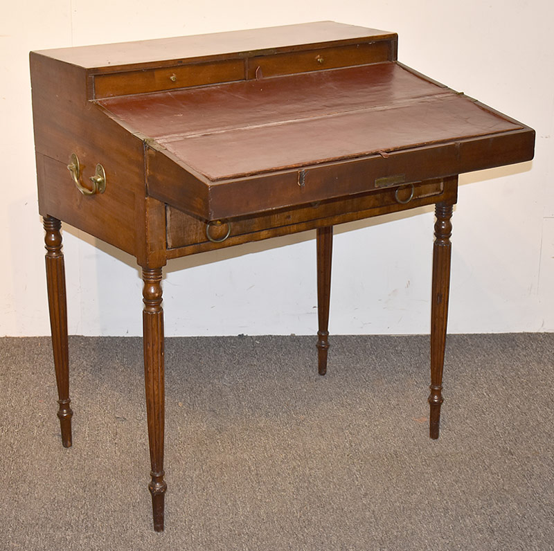 82. Federal Mahogany Writing or Clerk\'s Desk. $118