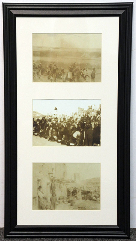 137E. Three Harmon Percy Marble Silver Gelatin Photos. $110.70