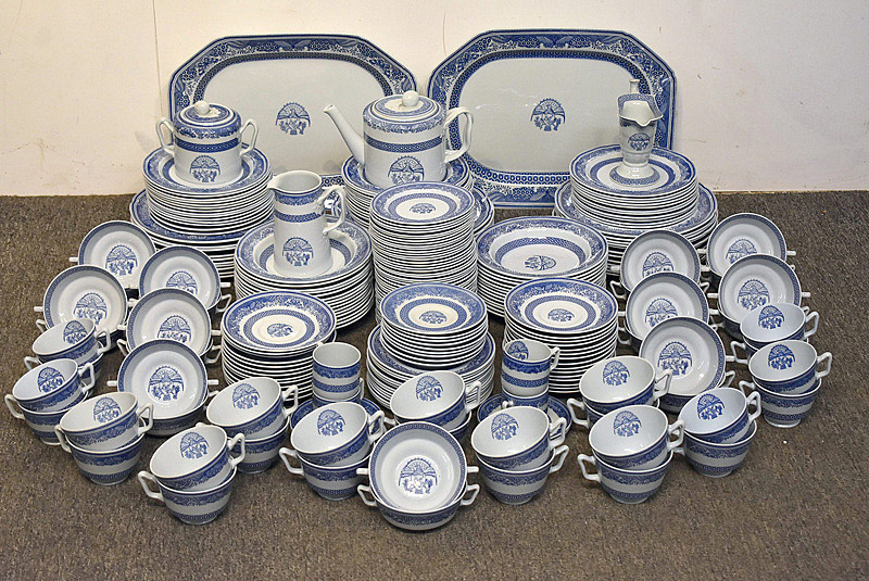 509. 259 pcs. Copeland Spode Heritage China. | $944