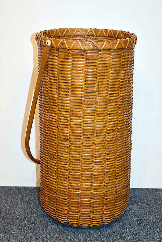 561. Paul Willer. Nantucket Basket, dated 1980. | $98.40