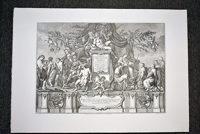 682. After Giusseppe Zocchi. Portfolio of Engravings. | $184.50