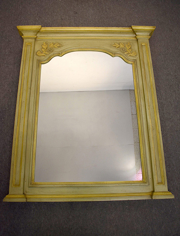 723. John Widdicomb/John Stuart Decorator Carved Mirror. | $59