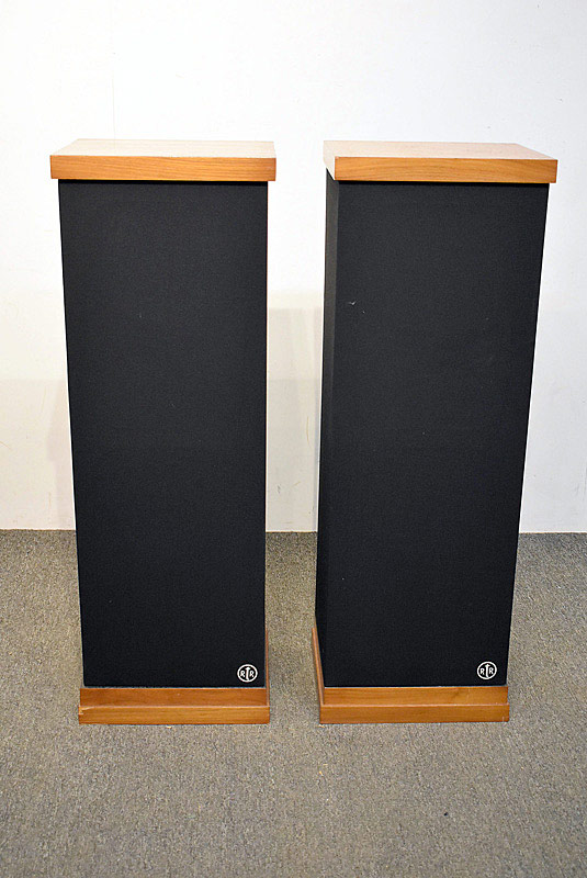 737. Pair of RTR Model 300D Speakers.	| $36.90