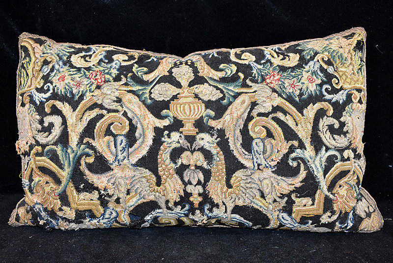 743. Flemish Tapestry Pillow. | $59