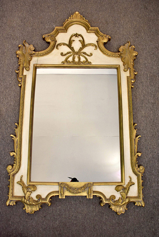 780C. Decorator Gilt Mirror. | $98.40
