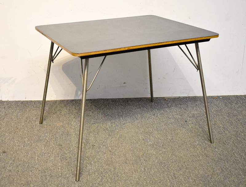 14A. Charles & Ray Eames/Herman Miller IT-1 Table |  $492