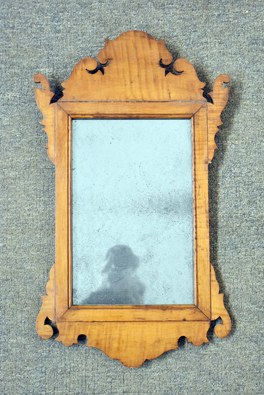 203B. Miniature Chippendale Wall Mirror |  $522.75