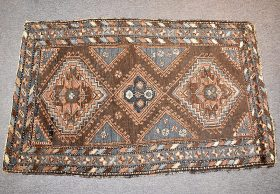 115. Iranian Area Carpet, 6ft 2in x 3ft 10in |  $184.50