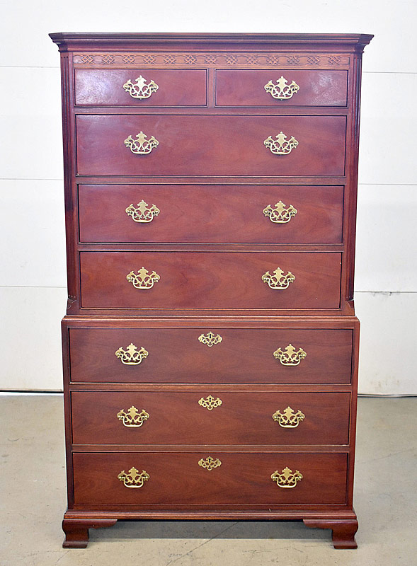 270. Baker Mahogany Chest-on-Chest |  $799.50