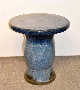 311. Studio Pottery Garden Table/Stand |  $123