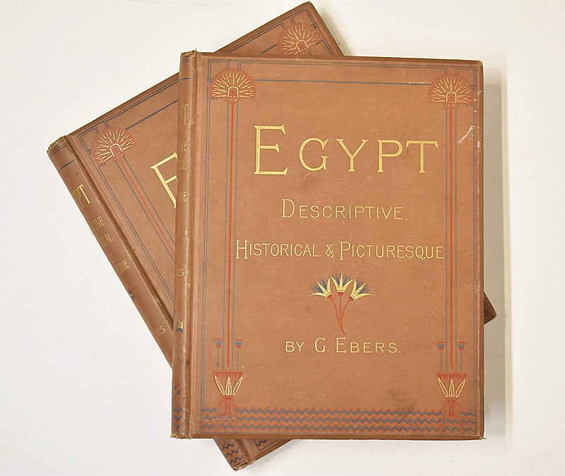 58. Egypt: Descriptive, Historical and Picturesque |  $177