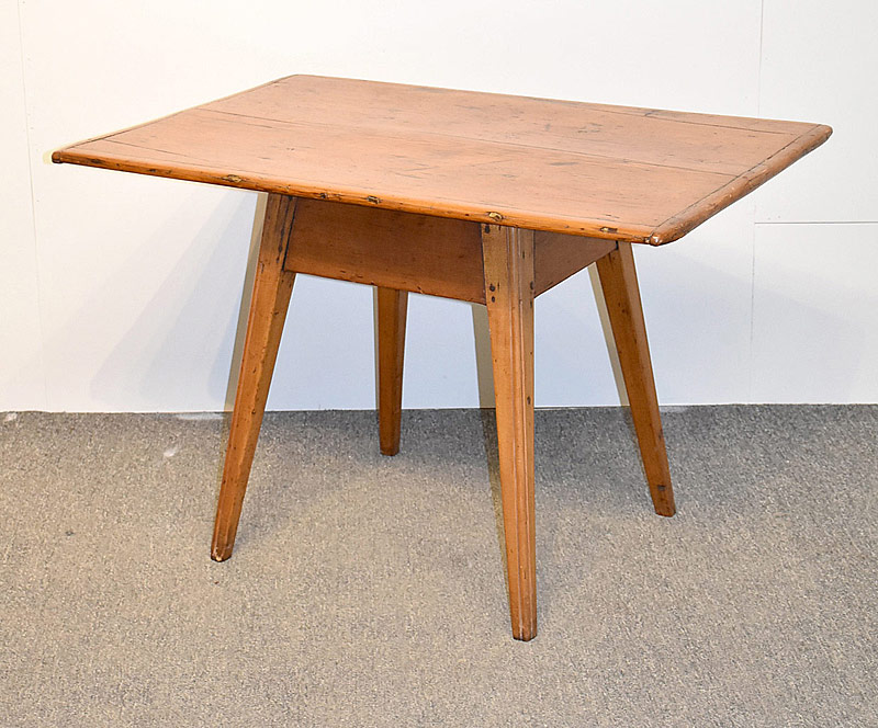 74. 19th Century Pine Work Table |  $147.50