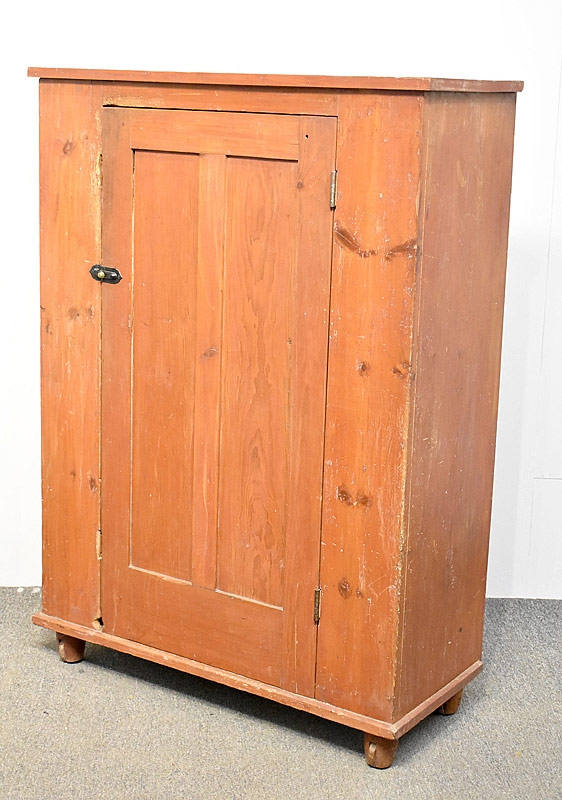 78. 19th Century Pine Cupboard |  $442.50