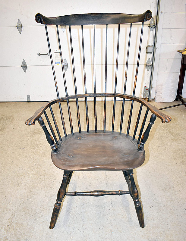 93. Comb-Back Windsor Armchair |  $236
