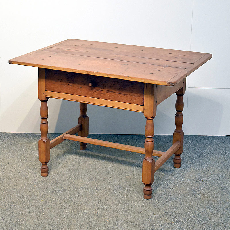 95. 19th C. Pine Tavern Table |  $206.50
