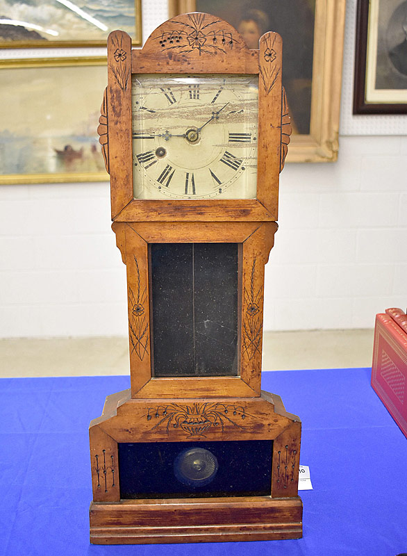 140. Miniature Grandfather Clock |  $265.50