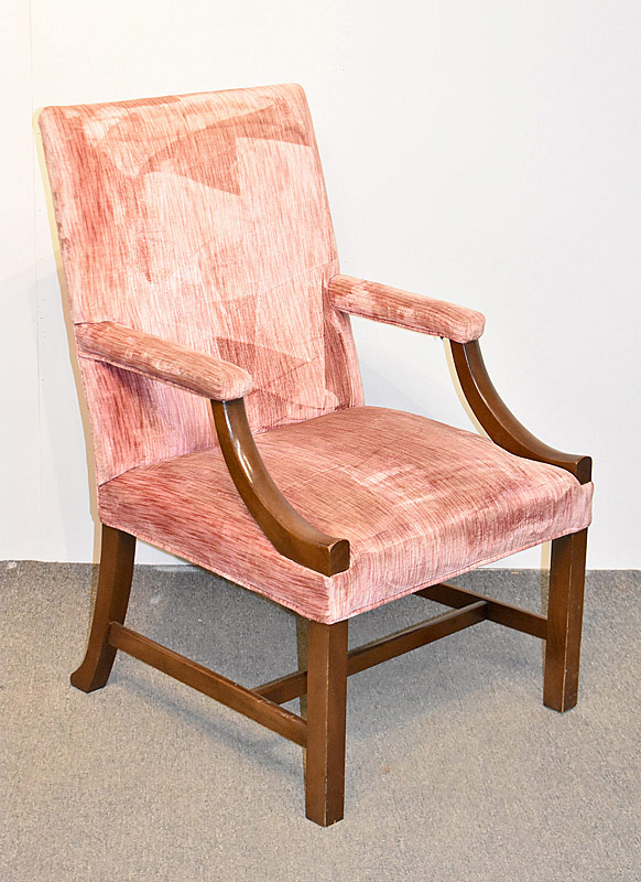 178. Kittinger Williamsburg Adaptation Library Armchair |  $215.25