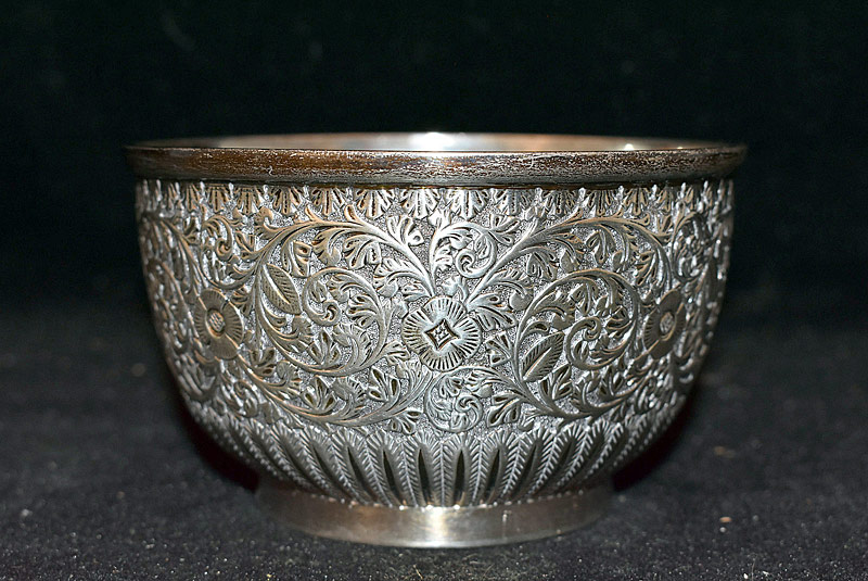 192. J.E. Caldwell Sterling Silver Bowl |  $147.50