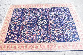 228. Turkish Room-size Carpet, 11ft 10in x 8ft 8in    $676.50