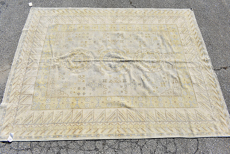 230. Oriental Room-size Carpet, 10ft 2 in x 7ft 9in |  $307.50