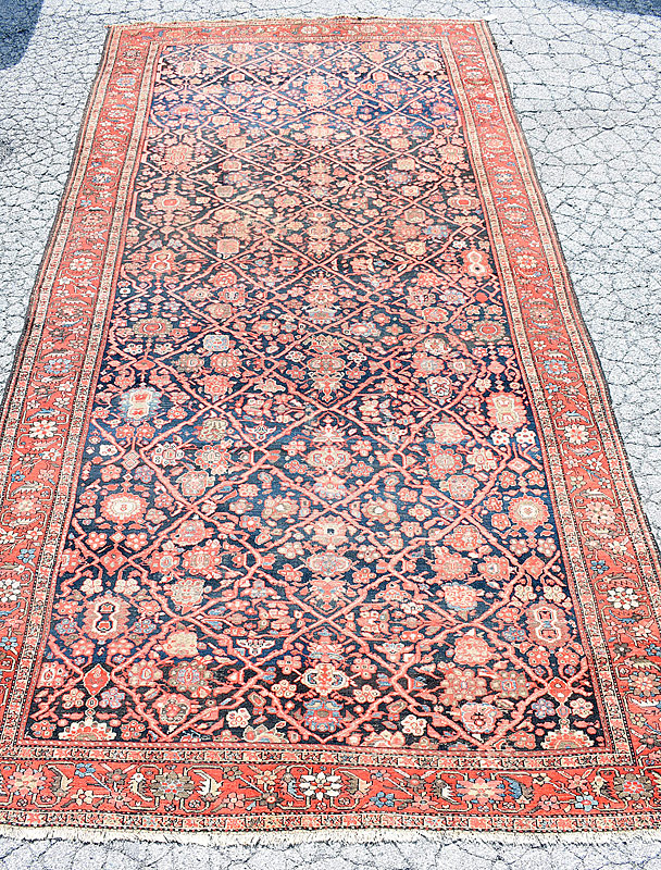 237. Persian Room-size Carpet, 19ft 8in x 9ft 11in |  $2,091