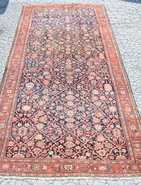 237. Persian Room-size Carpet, 19ft 8in x 9ft 11in    $2,091