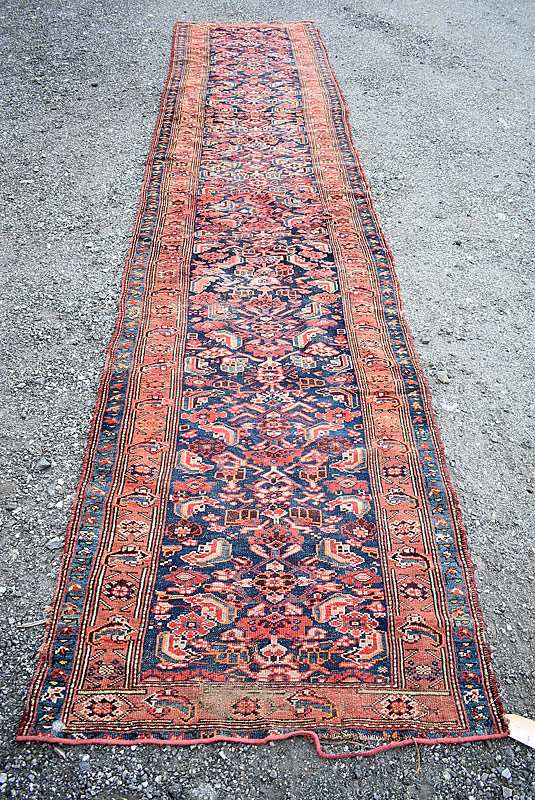 246. Persian Runner, 15ft 11in x 3ft 4in |  $430.50