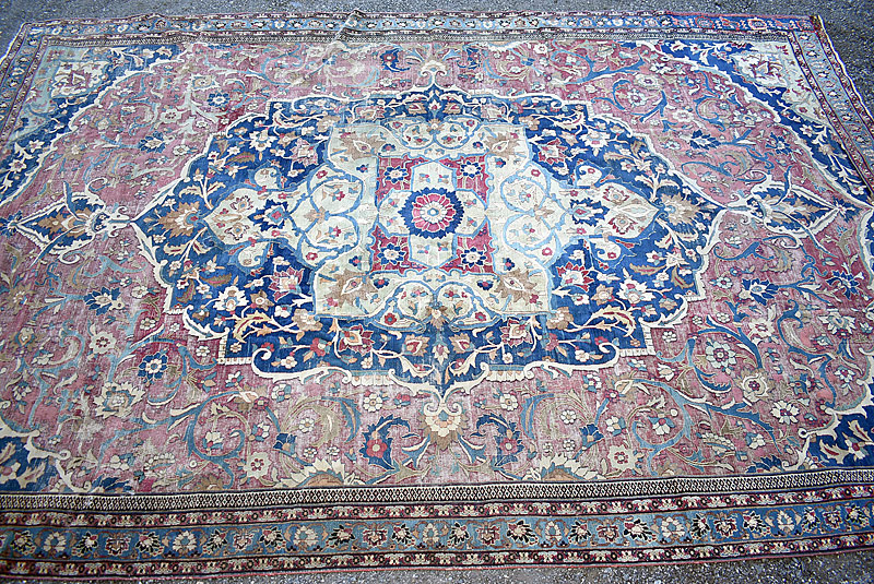 247. Oriental Room-size Carpet, 15ft 9in x 10ft |  $676.50