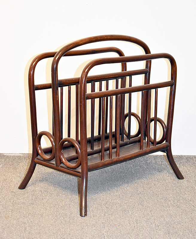 304. Thonet Bentwood Newspaper/Magazine Rack |  $246