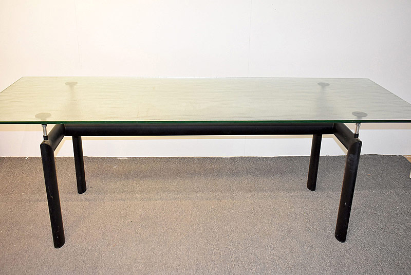 311. Le Corbusier By Cassina LC6 Dining Table |  $265.50