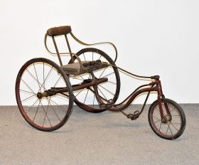 332. Colson Fairy Tricycle    $147.50
