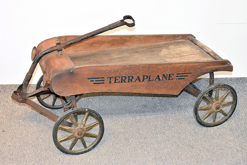 337. Terraplane Childs Wagon |  $708