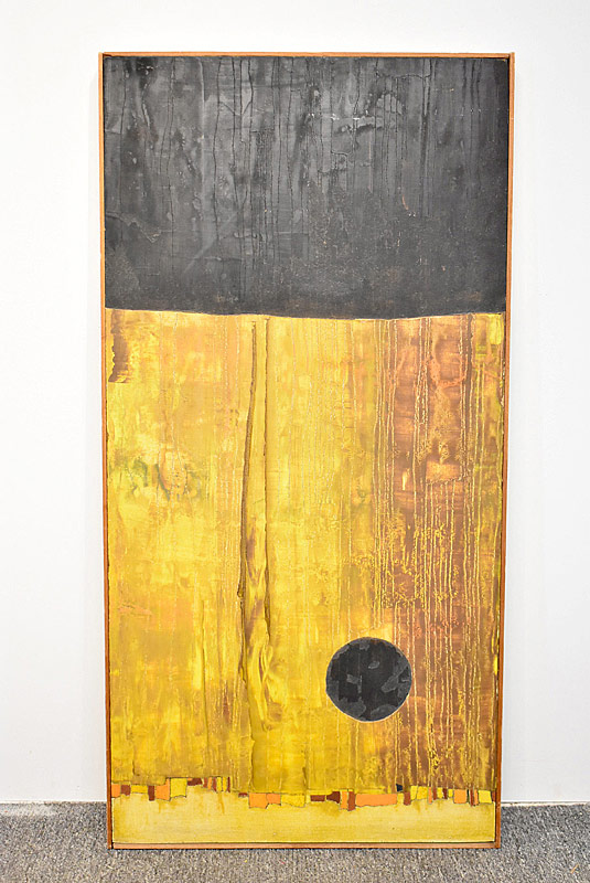 375. Robert K. Godwin. Oil/Panel, Untitled Abstract |  $265.50