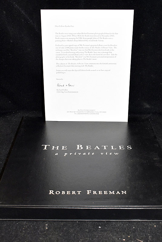 402. Robert Freeman. The Beatles, A Private View |  $177