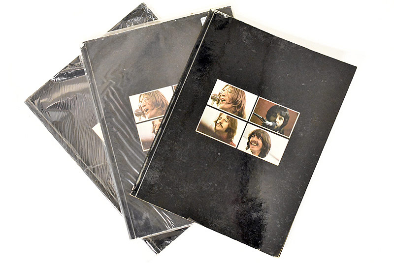 409. Three Copies of The Beatles Get Back |  $177
