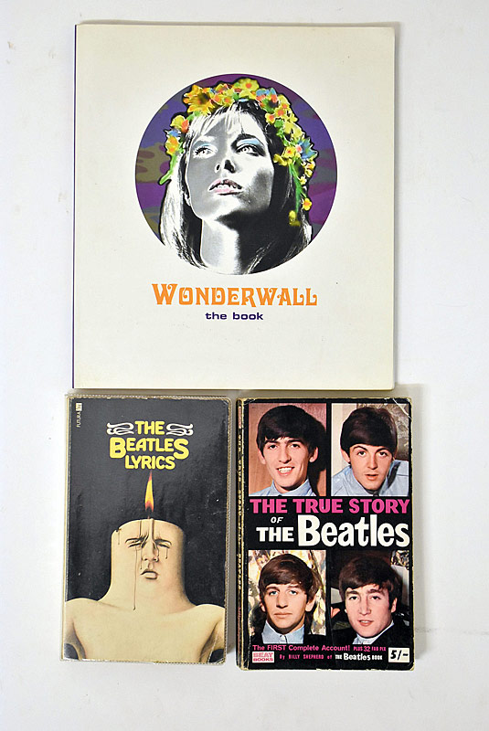 410. Three Beatles-Related Books |  $47.20
