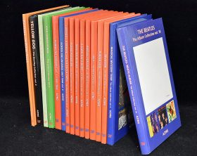 427. Collection of 16 Azing Moltmaker\'s Beatles Books    $383.50