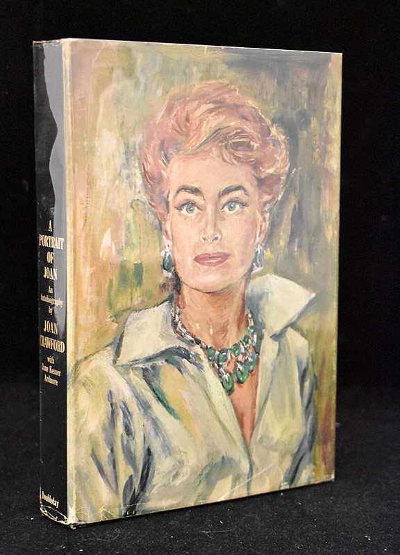 436. Joan Crawford Signed Autobiography |  $70.80